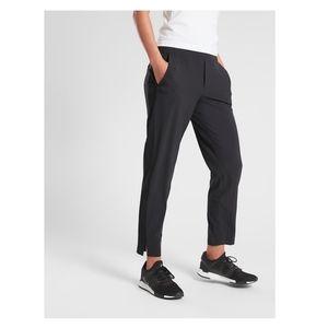 Athleta Brooklyn Ankle Pant Black Size 8